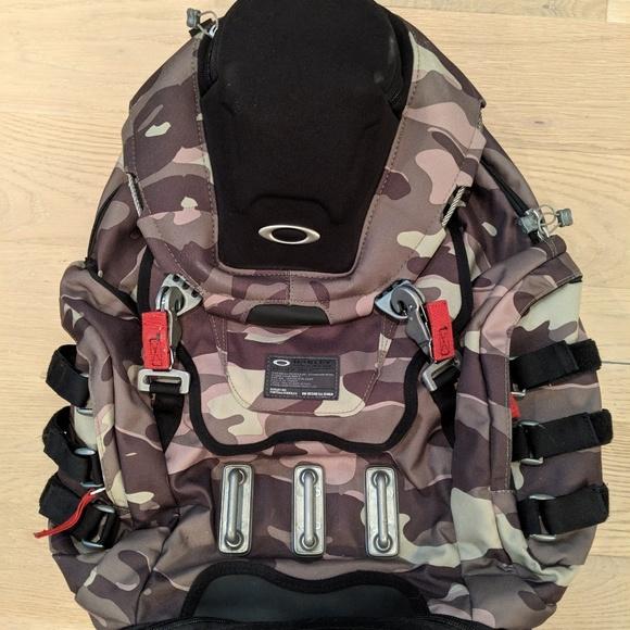 Oakley Bags Oakley Kitchen Sink Backpack Camo Poshmark
